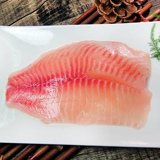 【真海派】台灣鯛魚片 嚴選無土味 超值好吃(約175g±10%/片)