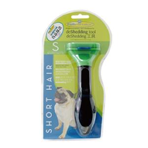 《倍特賣》FURminator 神效專利去毛梳 短毛小型犬專用