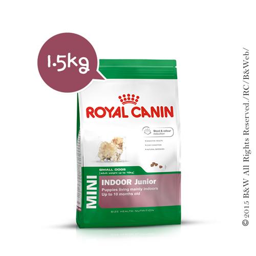 《倍特賣》法國皇家_小型室內幼犬PRIJ27 1.5KG