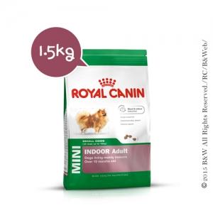 《倍特賣》法國皇家_小型室內熟齡犬PRIM24 1.5KG