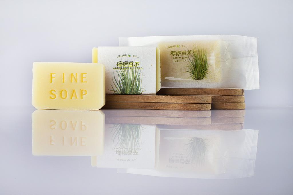 臻品植萃 檸檬香茅 Lemon grass 22.5G 旅行用手工皂/1入