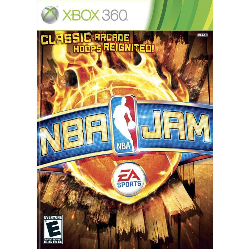 XBOX360 NBA 爆灌王 NBA JAM 英文美版 灌爆王支援XBOX ONE主機