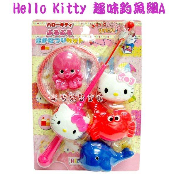 *美馨兒* 三麗鷗授權 - Hello Kitty 趣味釣魚組A~店面經營/兒童玩具