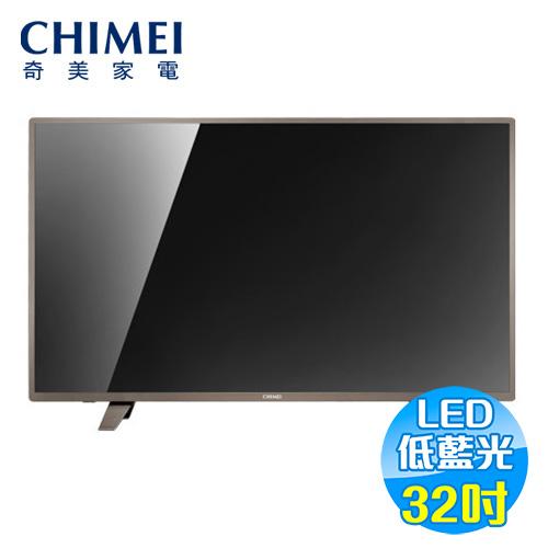 奇美 CHIMEI 32吋 低藍光LED液晶電視 TL-32A300