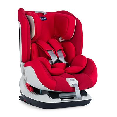 【悅兒樂婦幼用品舘】Chicco Seat Up 012 Isofix安全汽座-自信紅
