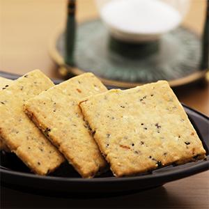 芝麻鹹餅(12入)