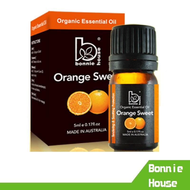 澳洲Bonnie House提振淨化甜橙精油【RH shop】