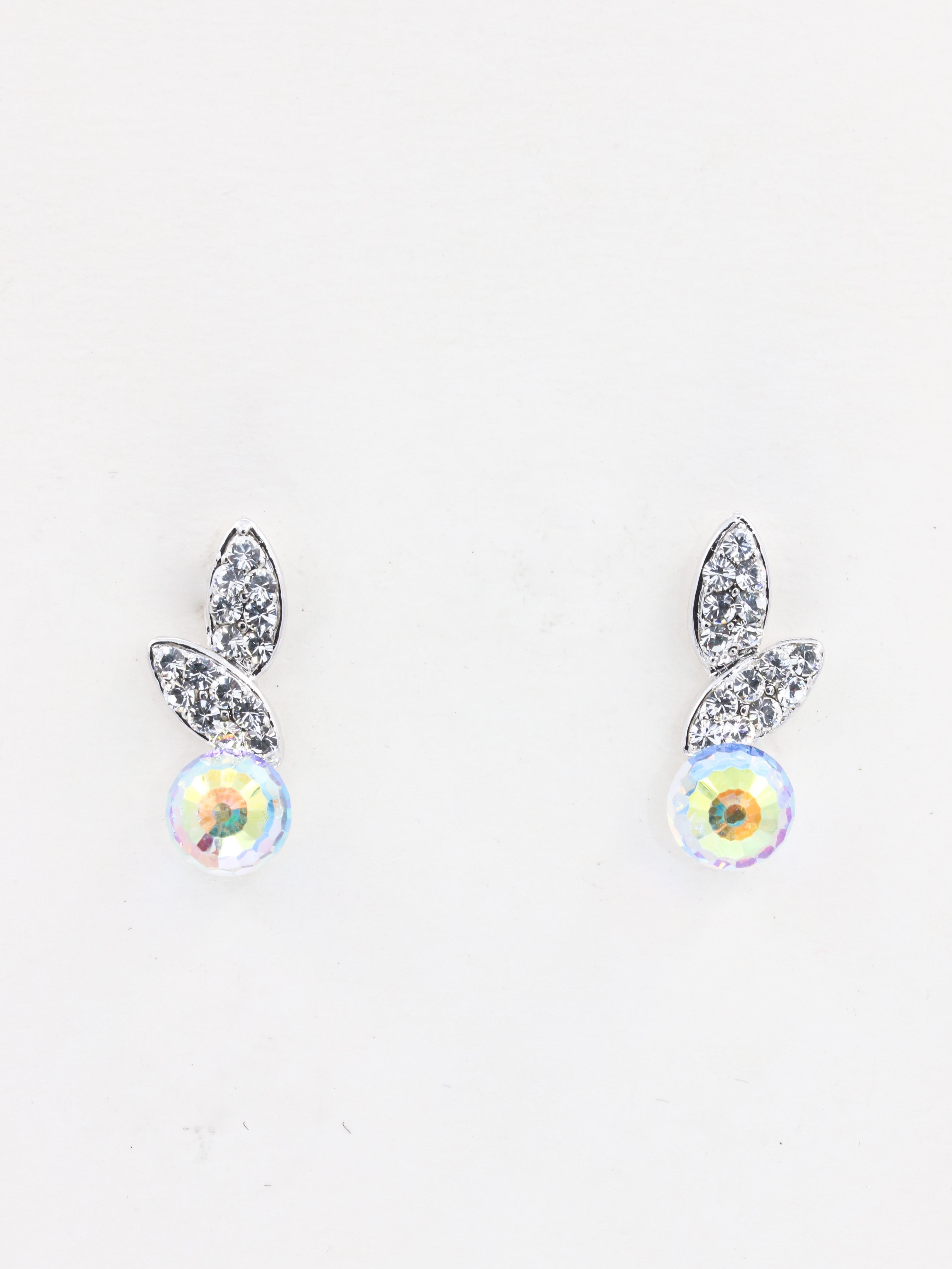 隱形的翅膀耳環