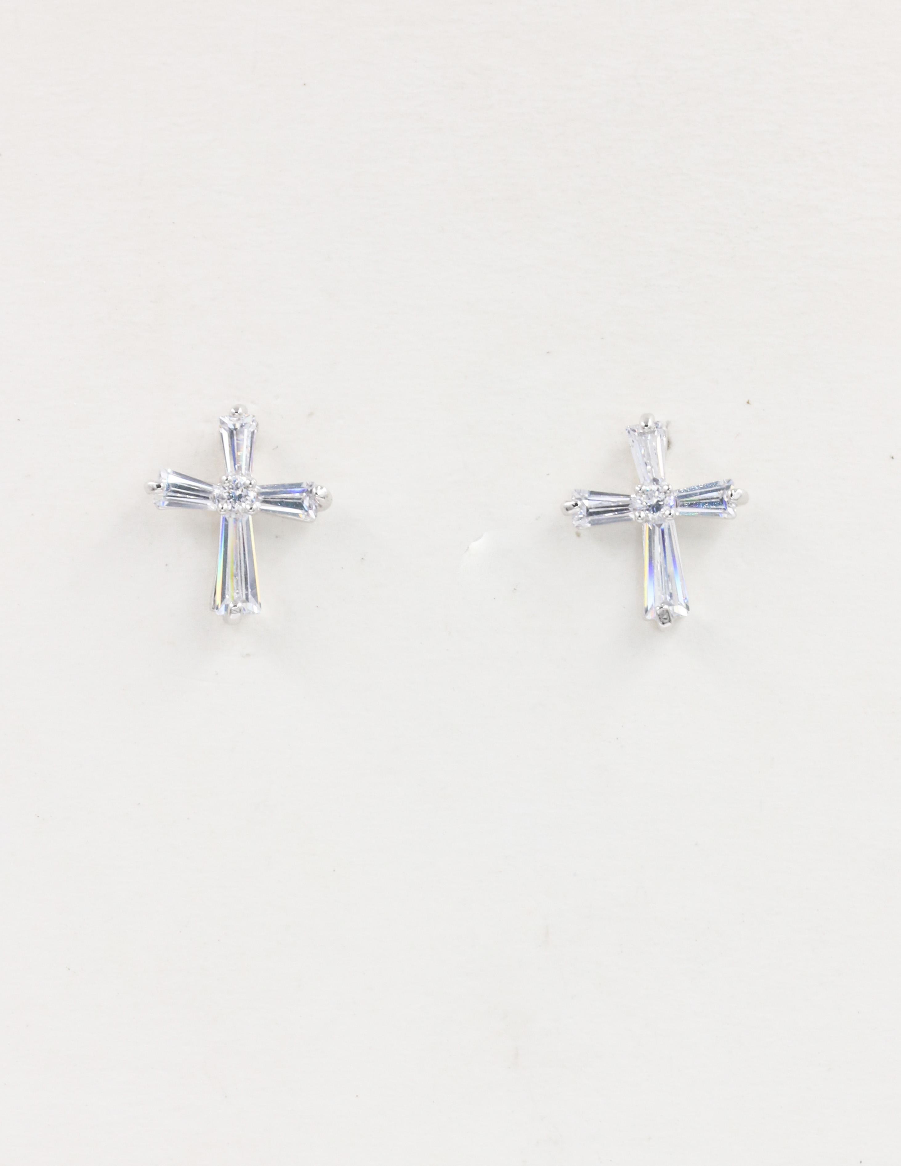 Cross 耳環