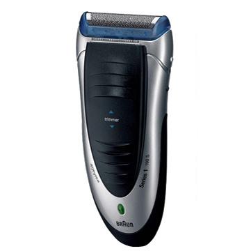 ★綠G能★全新★BRAUN 德國百靈精準系列水洗電鬍刀190 ( 190S-1 )