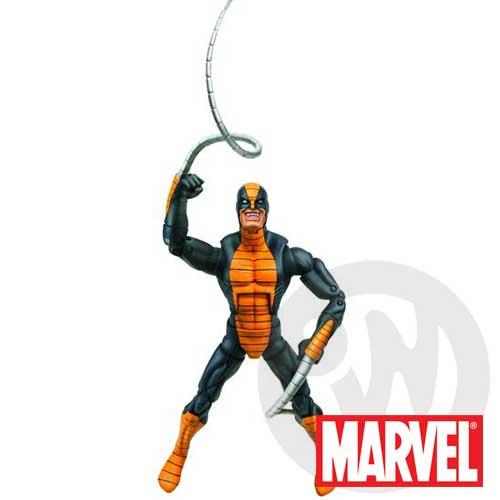 【Playwoods】[驚奇英雄Marvel Legends]Terrax Series:復仇者Avengers大蟒/巨蟒人Constrictor(5號-含TERRAX胸甲-復仇者聯盟)