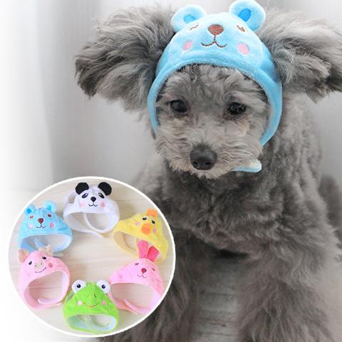 【小樂寵】彩色動物園造型變身帽