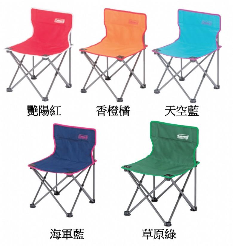 【露營趣】中和 美國 Coleman 極致品味 吸震摺椅 童軍椅 折疊椅 CM-3101 CM-3102 CM-3104 CM-3105