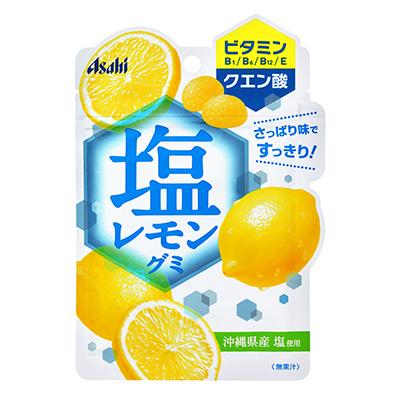 Asahi朝日鹽味檸檬軟糖-B群添加(45g)