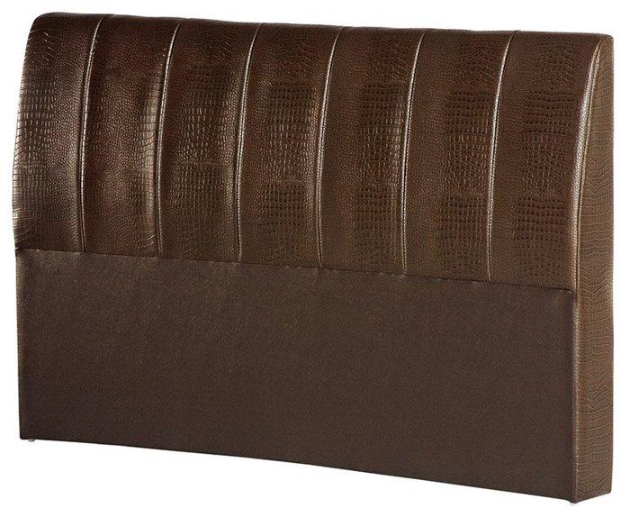 【尚品傢俱】HY-A179-06 安娜咖啡鱷5尺床頭片(台灣製造)