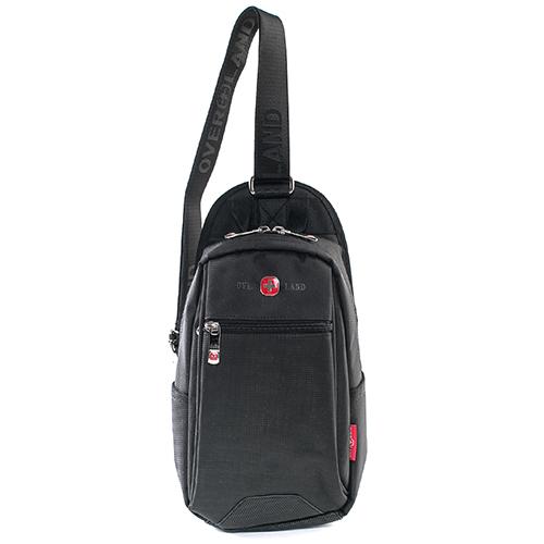 【OVERLAND】美式簡約設計單肩包-3068