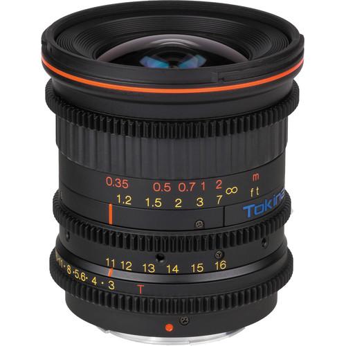 【普羅相機】TOKINA CINEMA ATX 11-16mm T3.0 (M4/3接環)