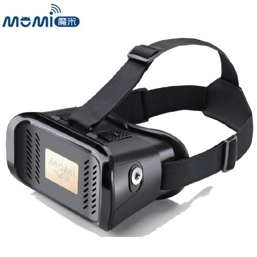 MOMI VR J-One 3D虛擬實境眼鏡360度全景-適用ios及Android手機