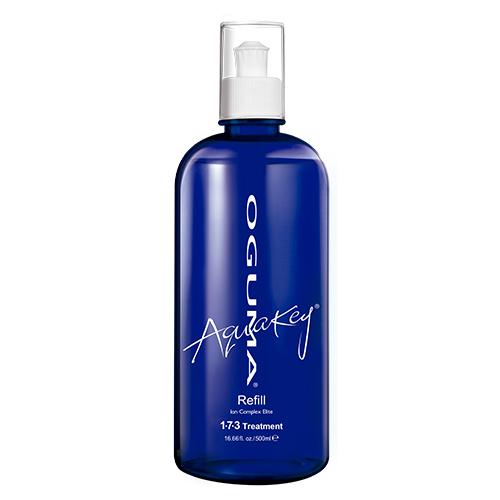 OGUMA 水美媒 2X 保濕噴霧/化妝水 1•7•3噴年輕補充瓶 500ml *夏日微風*