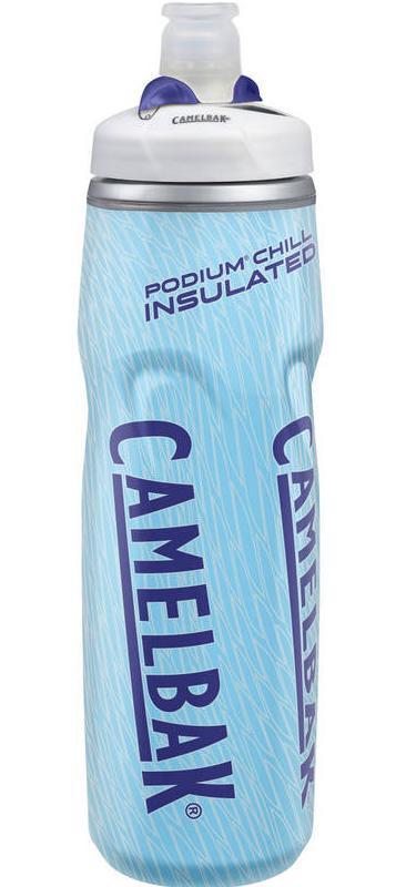 Camelbak 保冷噴射水瓶/運動水壺 CB52448 750ml 天空藍
