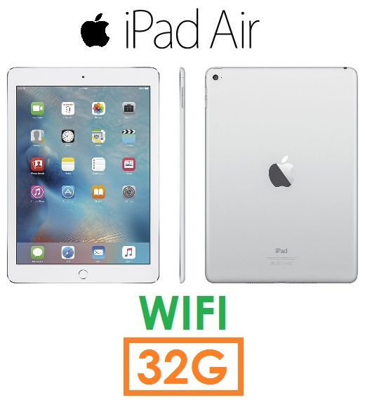 【原廠現貨】蘋果 Apple iPad Air 32G(WIFI 版)平板