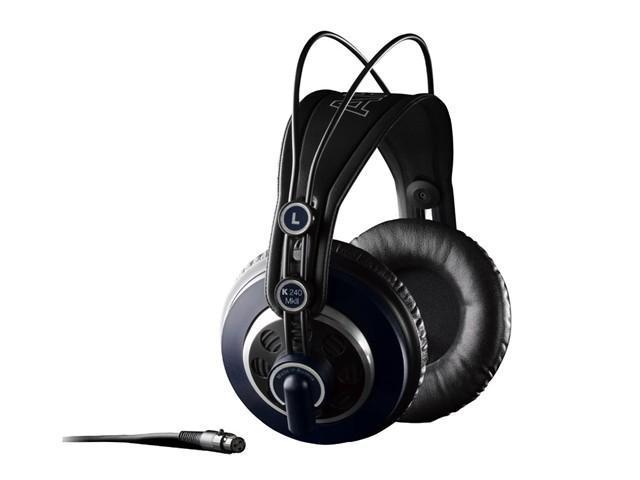 志達電子 K240 MK2 AKG K240 MKII 耳罩式耳機 (愛科公司貨,門市可試聽)
