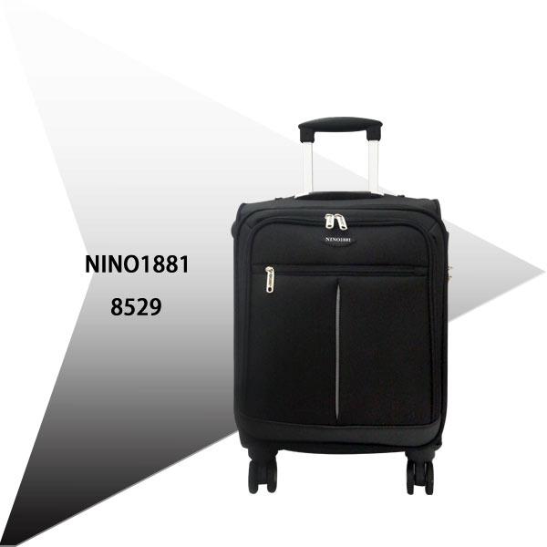 【加賀皮件】加賀皮件 NINO1881 台灣製 多色 布箱 商務箱 旅行箱 17吋 行李箱 8529