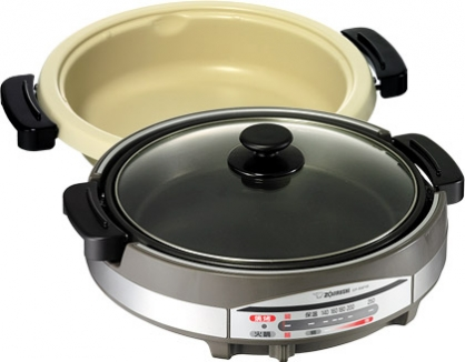 【象印】鐵板萬用鍋 - 5.3L EP-RAF45