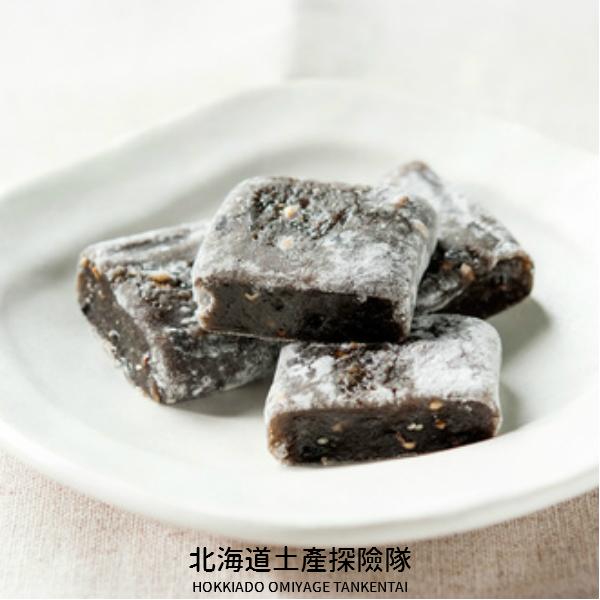 「日本直送美食」[HORI] 芝麻麻糬 ~ 北海道土產探險隊~