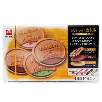 TIVON綜合法蘭酥(128.9g)