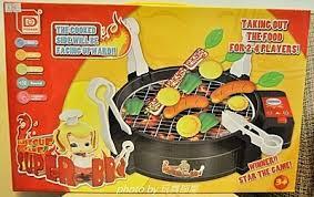 現貨 電動歡樂烤肉盤遊戲組 過家家擬真烤肉玩具 台灣商檢合格