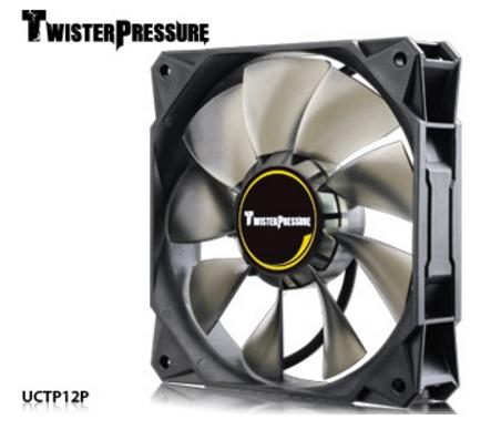 ❤含發票❤Enermax保銳 Twister Pressure 高壓旋風❤風扇 散熱器 機殼 電腦零件 UCTP12P❤