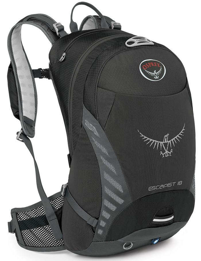 Osprey Escapist 18 登山包/單車背包/郊山/健行/水袋/腳踏車背包 灰/台北山水