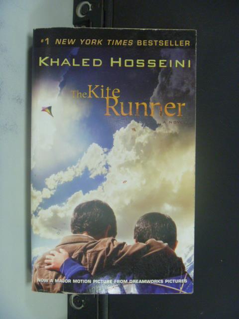 【書寶二手書T8/原文小說_NSM】The Kite Runner_Khaled Hosseini