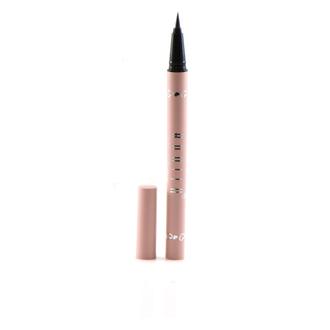 【BONITA】0.5mm極細纖維,防水、防油、極黑快乾眼線水筆 1.2ml