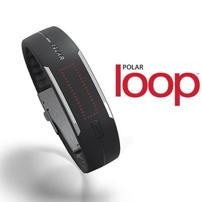 Polar Loop 智能運動手環 / 智慧手環錶《JOHNSON喬山總代理》20米防水設計 兩年保固
