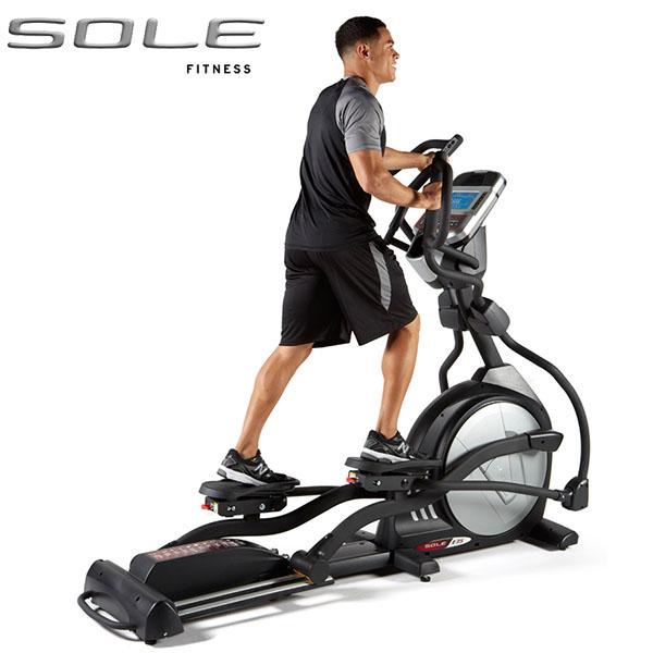 《跑動時尚》SOLE  E35 橢圓訓練機《專業升級款》全機五年保固