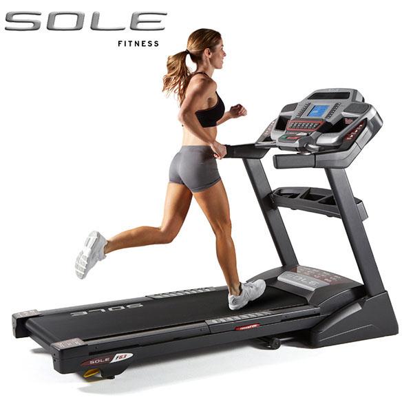 《跑動時尚》SOLE  F63 電動跑步機《經典暢銷款》全機五年保固