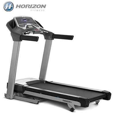 JOHNSON喬山 HORIZON Paragon 4 電動跑步機