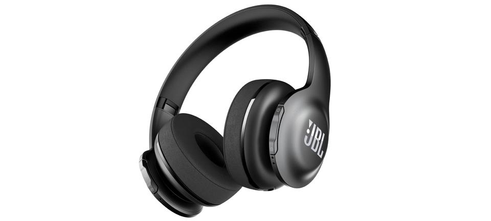 《育誠科技》實體店面『JBL Everest 300BT 黑色』 耳罩式精品無線藍牙耳機/藍芽4.1/20小時播放時間/另售beats