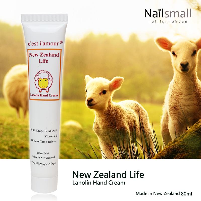 綿羊油護手霜80ml 保濕同時修護雙手