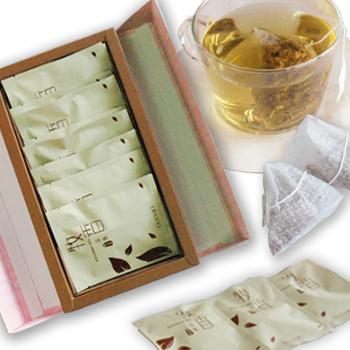 『牧香茶集花茶系列』桂花烏龍原片茶包禮盒 Osmanthus oolong tea bag