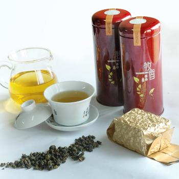 『牧香茶集台灣高山茶』梨山華岡茶