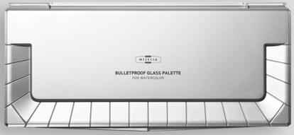《☆享亮商城☆》MWP-3036 防彈玻璃調色盤 36格 MUELLO