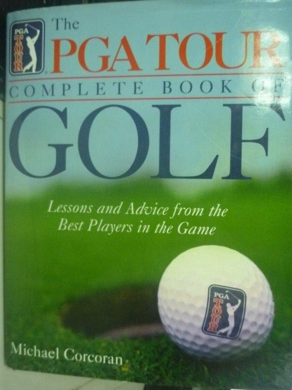 【書寶二手書T8/體育_QXA】The Pga Tour Complete Book of