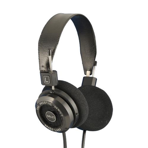 志達電子 SR125i Grado Prestige SR-125i 開放式耳罩耳機 公司貨 保固一年 門市開放試聽服務
