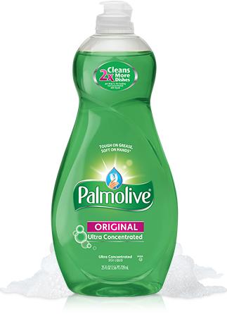 美國進口 Palmolive 加倍清潔洗碗精10oz