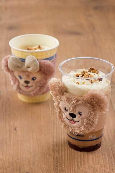 日本直送 東京迪士尼限定 Duffy達飛/Shelliemay雪麗梅 杯套