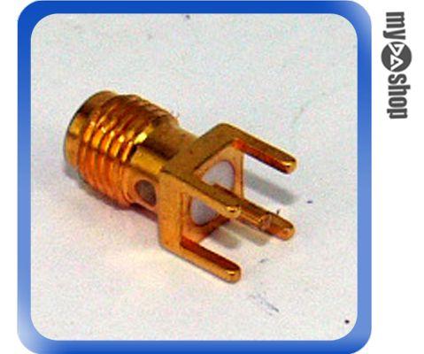 《DA量販店A》全新 射頻同軸 連接器 SMA 立式母座 5Pin SMA KE (12-257)