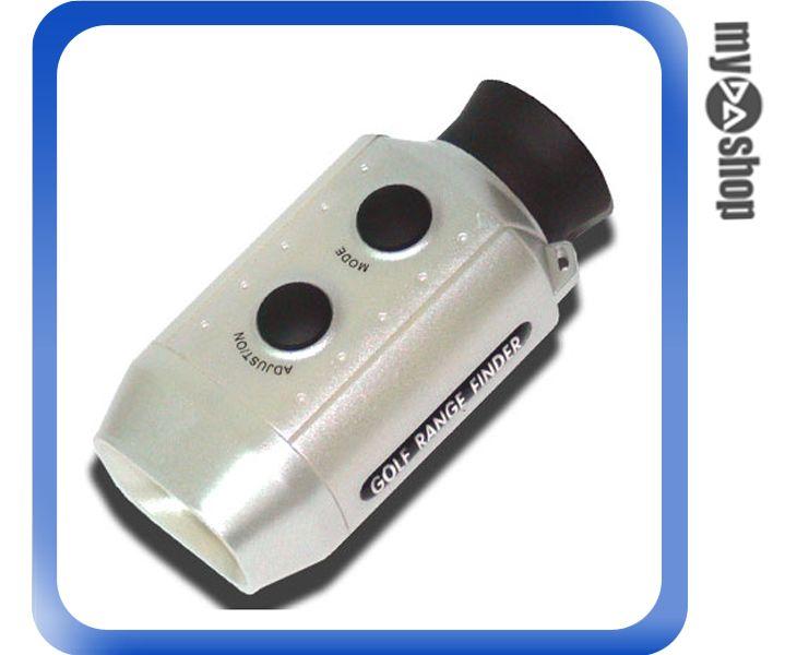 《DA量販店B》電子式 單眼 測距 望遠鏡 精確測量距離/高爾夫測距儀! (17-071)